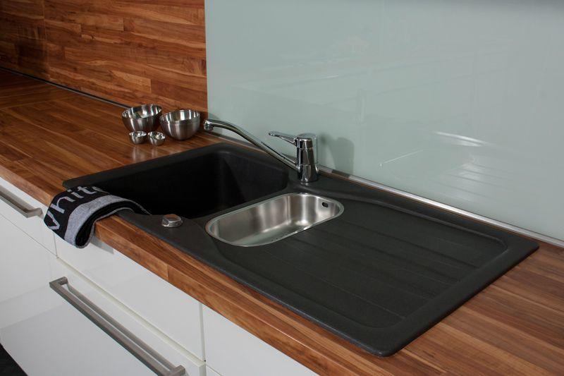 küchenspüle - ihr küchenfachhändler aus geilenkirchen: heico ... - Küchenschrank Mit Spüle